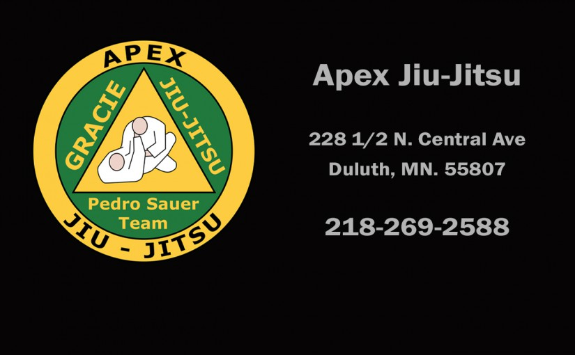 Apex Logo and Info Image