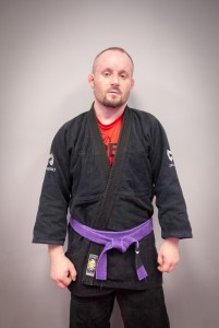 Shawn Woodhull at Apex Jiu Jitsu